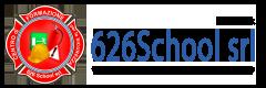 626School Sicurezza sul lavoro Medicina del Lavoro Privacy Certificazioni Logo